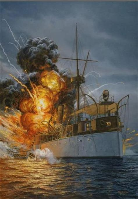 The Sinking Of The Maine by U S S Maine Explosion Quotes