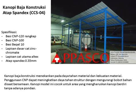 Baja Ringan Konstruksi Pabrik kanopi baja konstruksi spandex untuk pabrik jual kanopi
