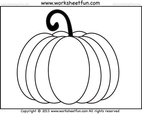 Pumpkin Coloring 3 Worksheets Free Printable Color By Number Pumpkin