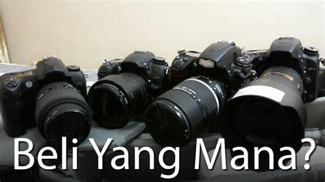 panduan membeli panduan membeli kamera untuk pemula bayupapz