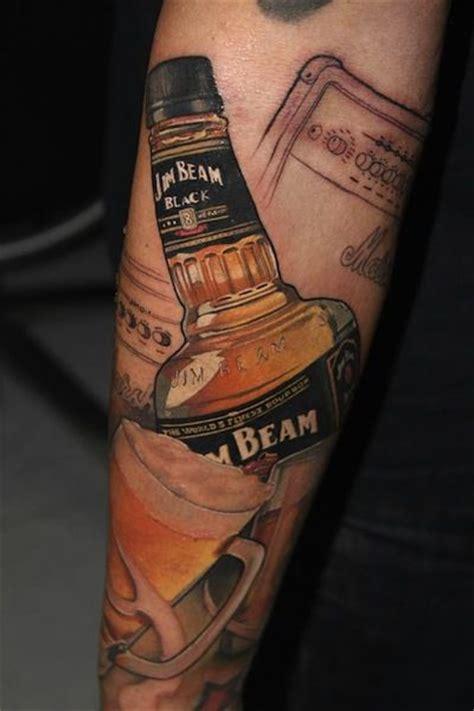 tattoo parlour barcelona jim beam by victor chil tattoo artist barcelona spain