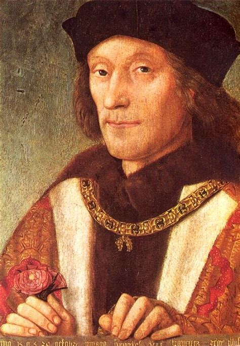 tudor king henry vii facts information biography tudor monarchs