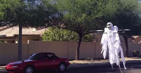 Drone Ghost 4 tech inspired pranks and costumes compareguru
