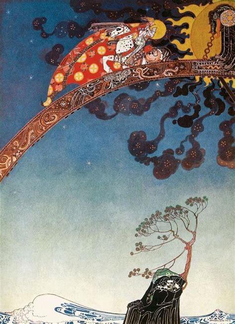 libro east of the sun la cautivadora magia de las centenarias ilustraciones infantiles de kay nielsen