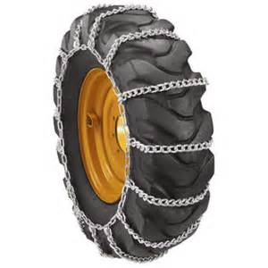 Sears Auto Tire Chains Crt Rm836 1cr Ladder Style Farm Tractor Snow Tire Chains