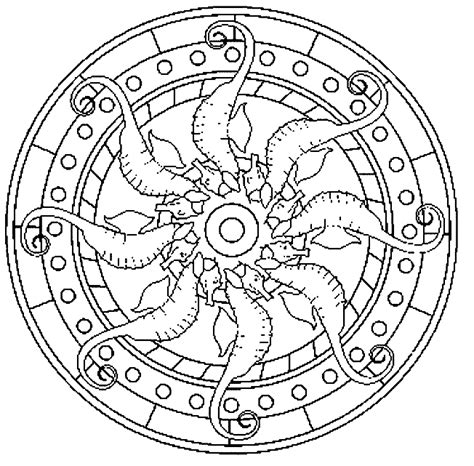 mandala coloring in pages mandala coloring pages coloring