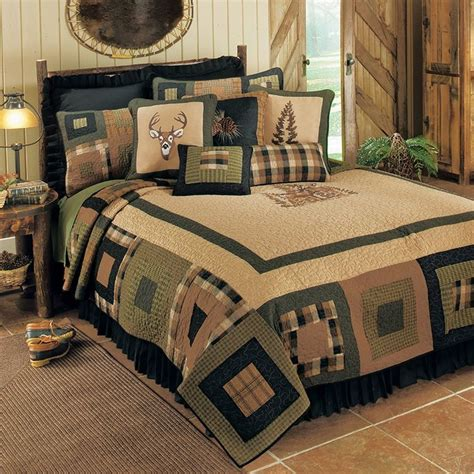 Camo Patchwork Quilt Sets - 17 best images about quilts camo wildlife on