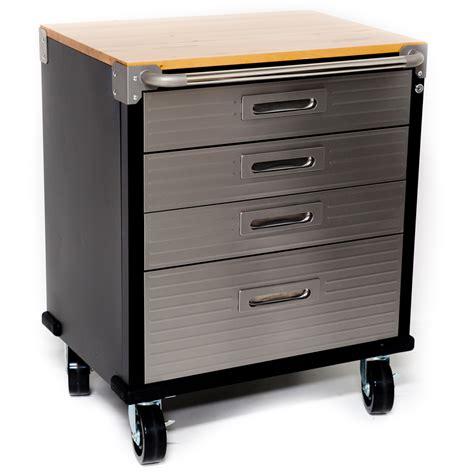stainless steel workbench cabinets maxim hd 4 piece supersize garage storage system stainless