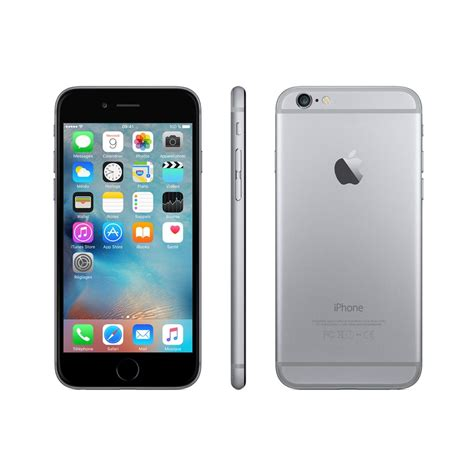 iphone 6 128 gb gris espacial libre reacondicionado back market
