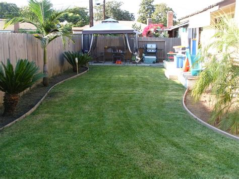 Landscaping Ideas For Backyards On A Budget by About To Make Backyard Landscaping On A Budget Front