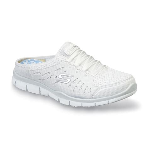 skechers slip on athletic shoes skechers s no limits slip on athletic shoe