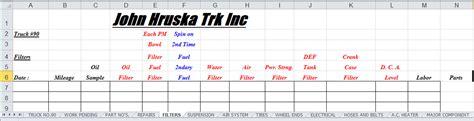 Free Trucking Spreadsheet Templates Laobing Kaisuo Trucking Spreadsheet Templates