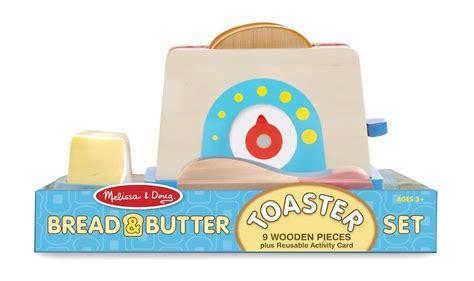 Doug Toaster leo doug toaster bread butter set
