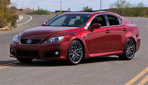 red lexus 2008 official matador red mica is f pictures clublexus