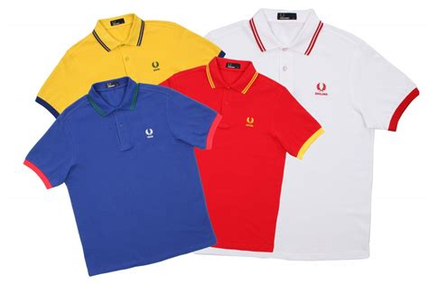 T Shirt Fred Perry Tag Logo fred perry country polo shirts at aphrodite1994