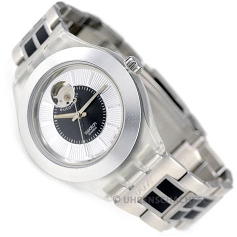Swatch Seri Aotomatic swatch uhr irony diaphane automatic gyrotempus bond 007