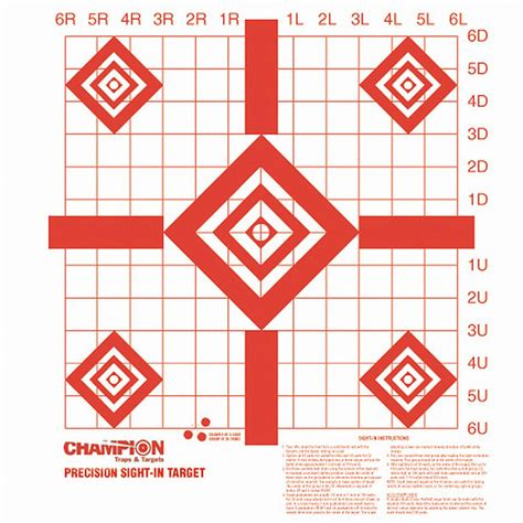 printable rifle sight in targets chion 174 precision sight in targets 220725 shooting