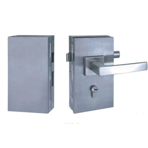 Sliding Glass Door Security Lock Square Sliding Glass Door Security Lock With Lever Handles Lock