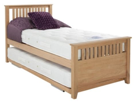 best guest bed hush a bye sleep over wooden guest bed buy online at