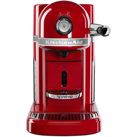 espresso machine kitchenaid kitchenaid nespresso 5 cup espresso machine kes0503er