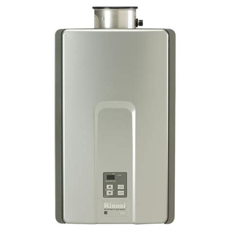 Tankless Water Heater Rinnai Luxury Tankless 199 000 Btu Interior Water Heater