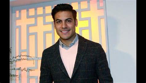 carlos rivera desea protagonizar telenovela en televisa el hotel de los secretos carlos rivera se integra a