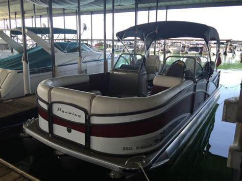tritoon boat 250 hp 2014 premier tritoon s series 250 ptx 36 mercury 250hp for
