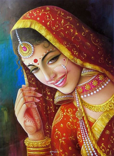 beauty india digital indian paintings top design magazine web design and