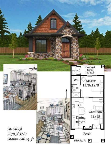 mini home designs 17 best ideas about small house plans on pinterest small