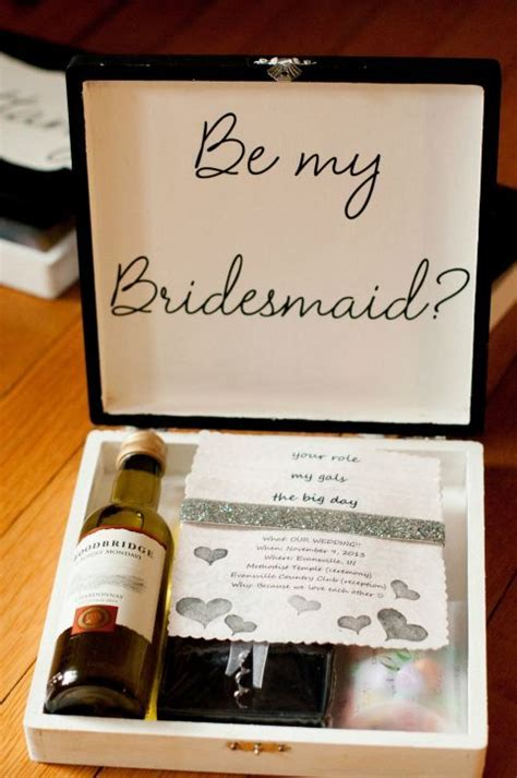 17 Best images about Ask Bridesmaids Ideas on Pinterest