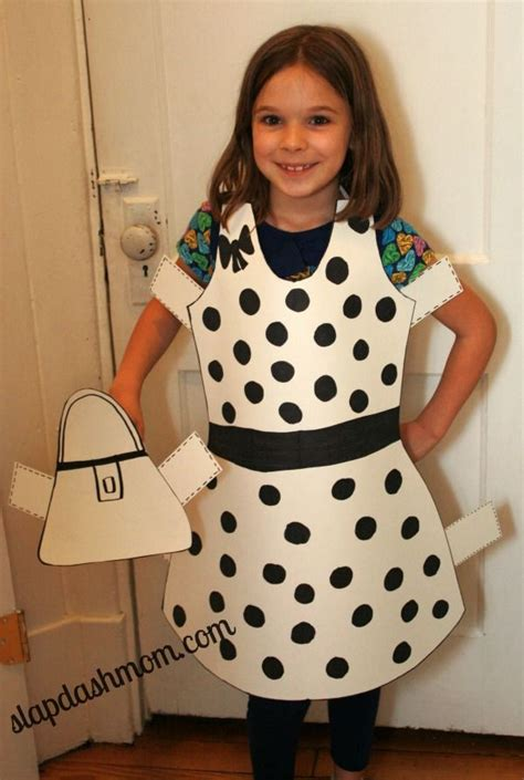 Paper Doll Costume To Make - 25 best ideas about paper doll costume on