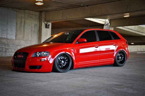 Audi A3 Getunt by Audi A3 Tuning Pictures