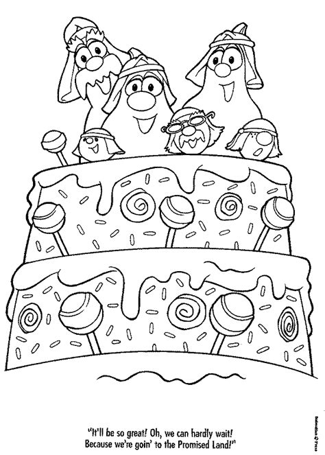 printable coloring pages veggie tales veggietales bob coloring pages coloring pages