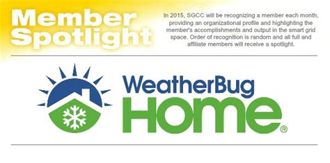member spotlight weatherbug home smart grid consumer