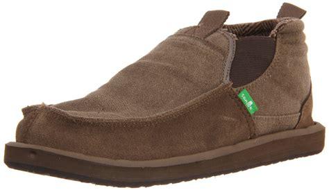 sanuk mens boots sanuk sanuk mens pocket mid ankle boot in brown for