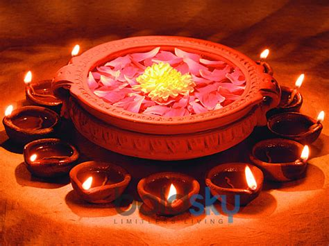 colourful diyas for diwali decoration boldsky