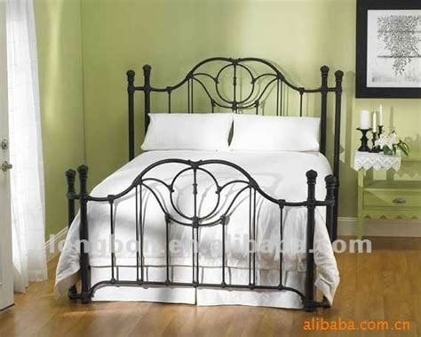 western style bed frames top selling queenlike wrought iron decorative bed frame