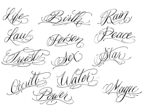 brother tattoo font generator inѕріrаtіоnаl tattoo lettering fonts tattoo fonts