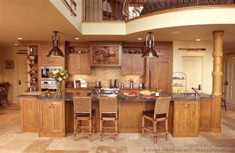 light wood kitchen kitchen idea of the day a beautiful country rustic