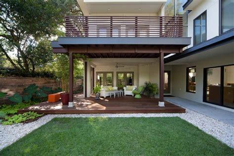 Patio Under Deck Design Ideas How To Dress Up Under Deck Patio Spotlats