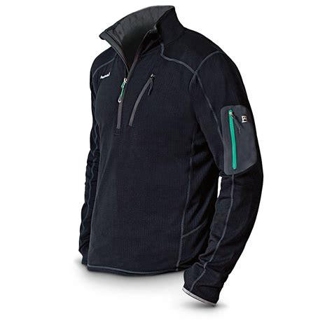 Black Zip Line Shitr avalanche 174 kompass 1 4 zip pull shirt 294553 shirts at sportsman s guide