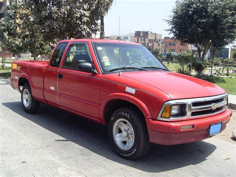 how to learn about cars 1995 chevrolet s10 user handbook 1995 chevrolet s 10 pickup pictures information and specs auto database com