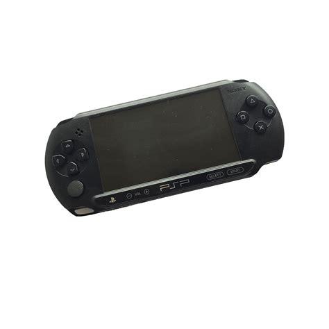 psp console refurbished sony psp consoles 1 year warranty baxtros ltd