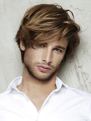 shaggy layered mens haircut shag hairstyles for men a popular trend that started