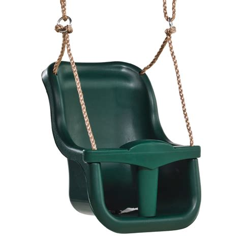 swing seat high back baby swing seat