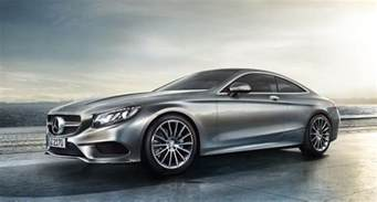 Mercedes Coupe S Class The New Mercedes S Class Coup 233 Grand Performer