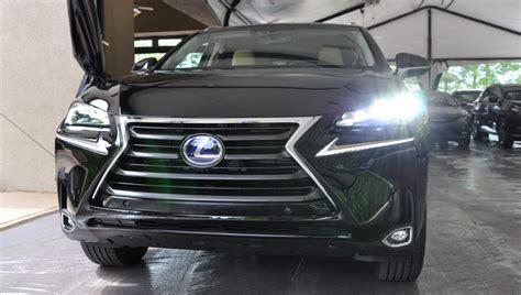 lexus lit 2015 lexus led lights