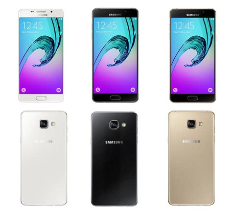Samsung Galaxy A510 A5 2016 samsung galaxy a5 2016 a510 asianic distributors inc