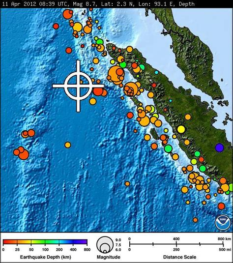 earthquake watch indonesia tsunami watch in effect after massive earthquake off the