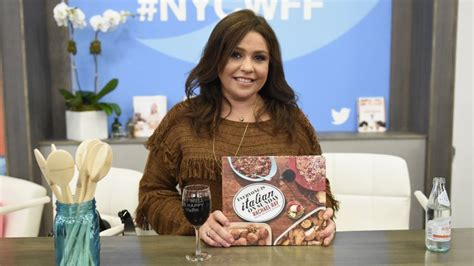picture of rachael ray with major highlights in her hair things you didn t know about rachael ray